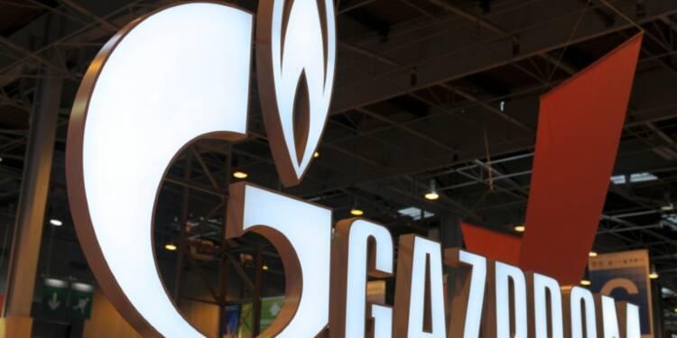 Gazprom: bénéfice net quintuplé en 2015
