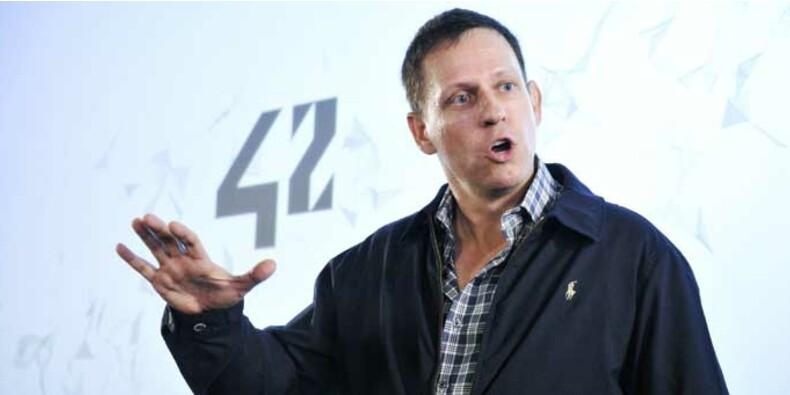 Le milliardaire Peter Thiel prodigue ses conseils aux jeunes entrepreneurs