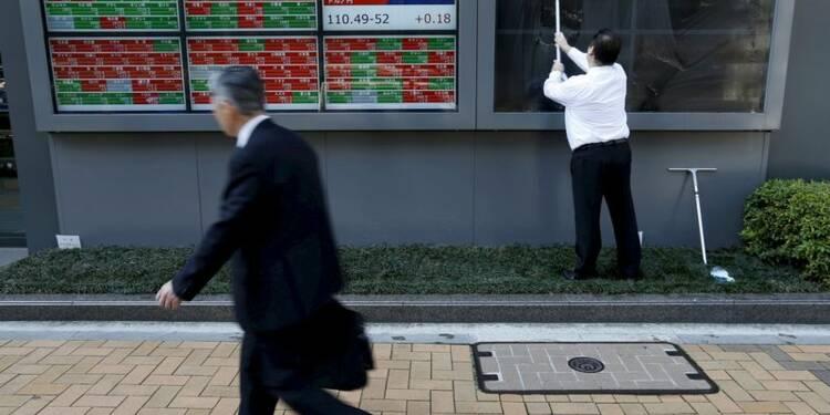 La Bourse de Tokyo finit en baisse de 0,37%, prises de bénéfices