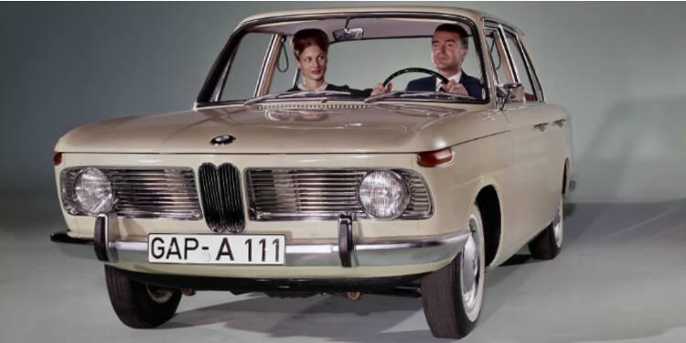 A 100 ans, BMW plus en forme que jamais !