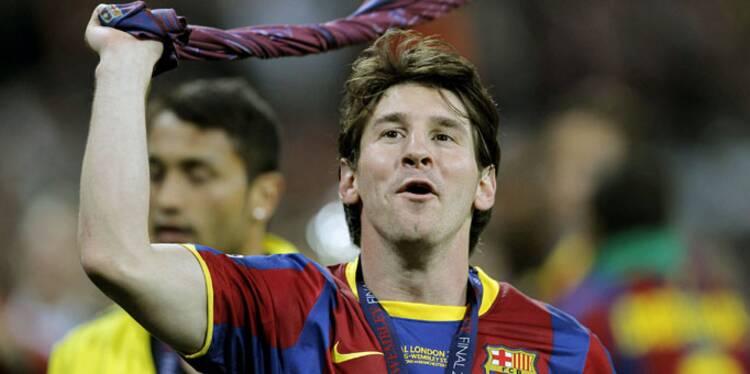 Le nabab du foot Leo Messi condamné à de la prison pour fraude fiscale