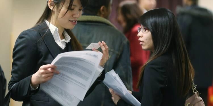 USA: tassement attendu pour l'emploi en pleine bataille pour la Maison Blanche
