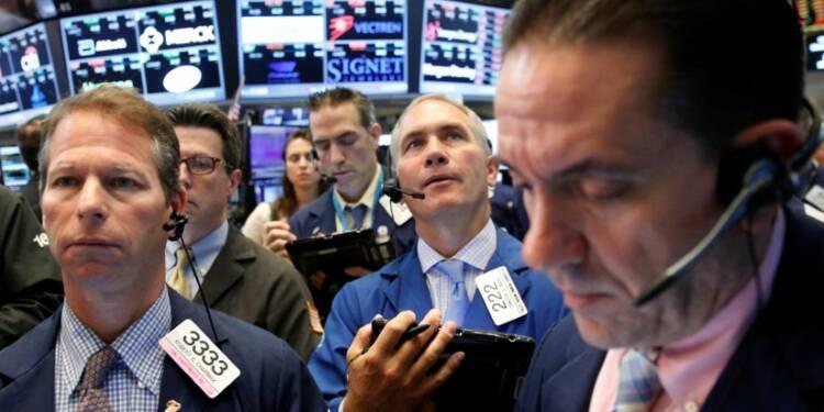 Le Dow Jones perd 0,43% à la clôture, le Nasdaq cède 0,31%