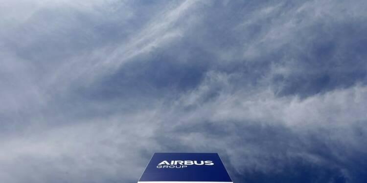 Airbus annonce plus de 1.000 commandes sur 11 mois