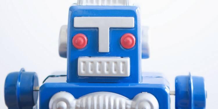 Ces métiers où les salariés risquent d'être remplacés par des robots