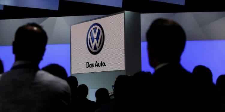 Volkswagen soupçonné d'avoir détruit des documents en Allemagne