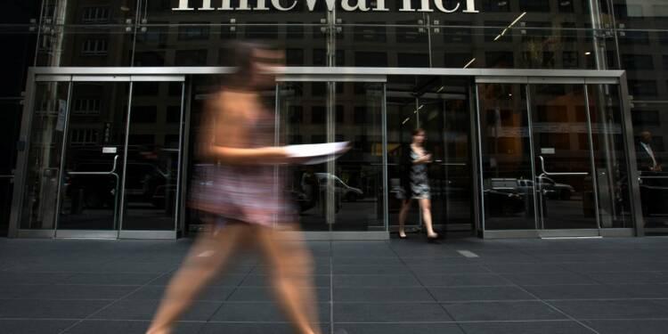 Le chiffre d'affaires de Time Warner soutenu par Turner et HBO