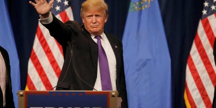 Trump remporte haut la main le caucus républicain du Nevada