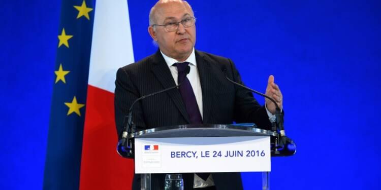 France: pas d'inquiétude particulière pour la croissance (Sapin)