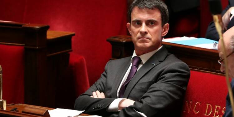 Il faut augmenter les budgets Justice et Défense, dit Valls