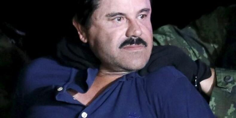 """Le Mexique lance la procédure d'extradition d'""""El Chapo"""" Guzman"""