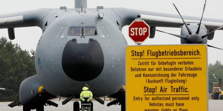 Les pays clients de l'A400M s'impatientent face aux retards