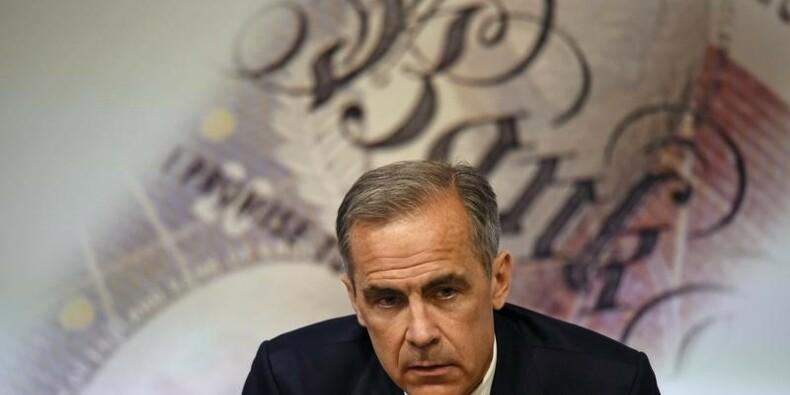 La Banque d'Angleterre poussée à agir face aux risques du Brexit