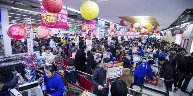 La croissance dans le secteur chinois des services s'accélère