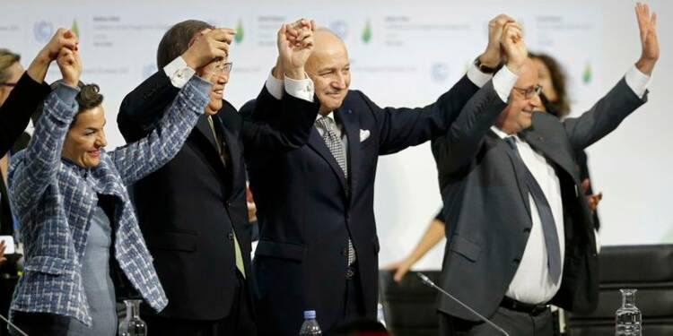 La COP21 adopte l'accord de Paris sur le climat