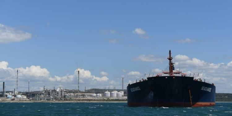 Marseille: fin de la grève dans les terminaux pétroliers du port