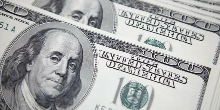 Washington affiche un excédent budgétaire en baisse en avril