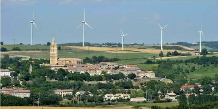 Les Energies Renouvelables Solaire Eolien Conduisent Edf A Faire