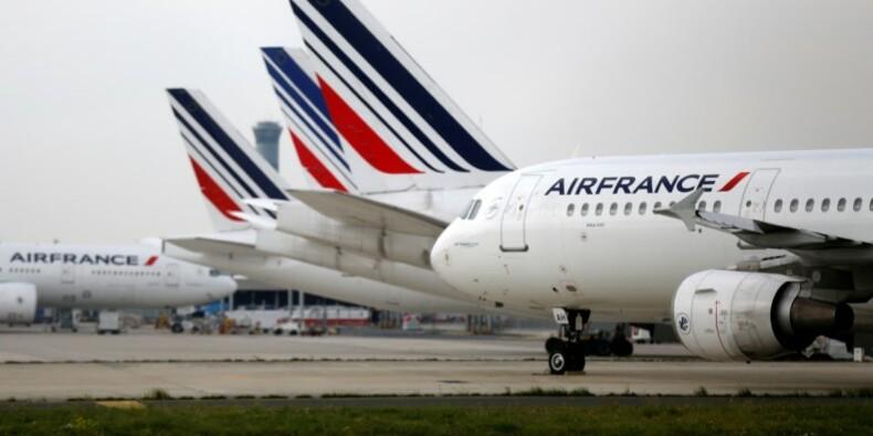 Air France évalue à 50 millions d'euros l'impact des attentats