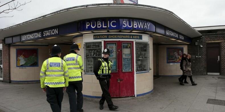 L'agresseur du métro londonien inculpé de tentative de meurtre