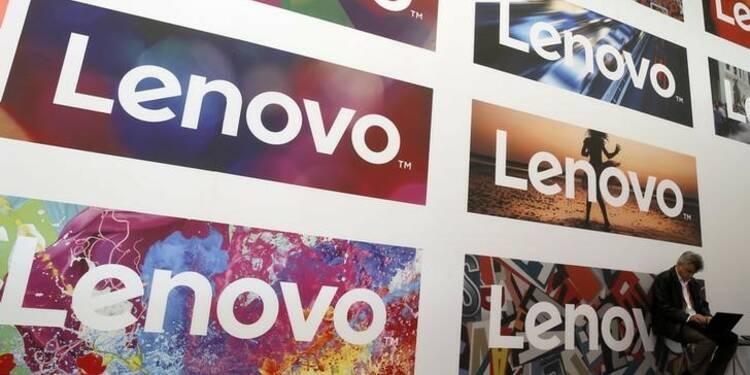 Lenovo accuse sa première perte en six ans