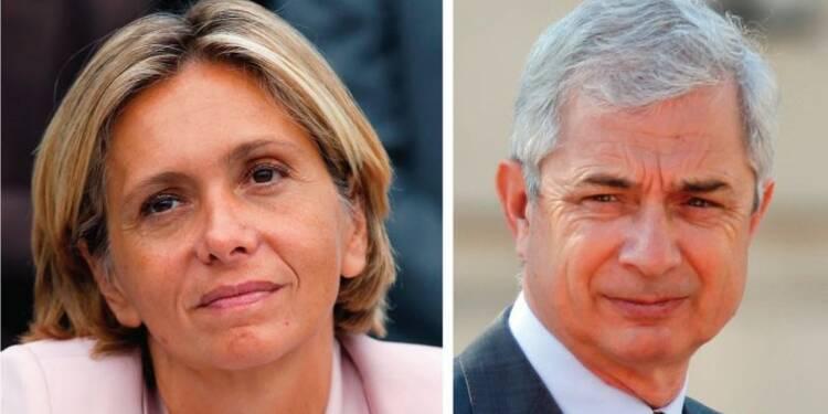 Bartolone et Pécresse se disputent l'Ile-de-France
