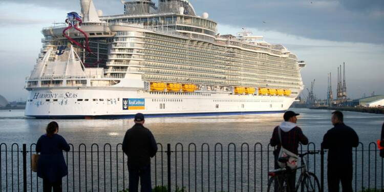 Royal Caribbean compte commander trois paquebots à STX France