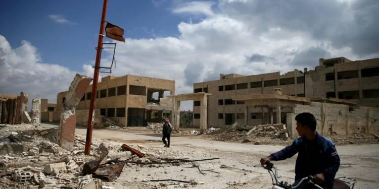 Nouvelle courte trêve en Syrie, vers Damas et Lattaquié