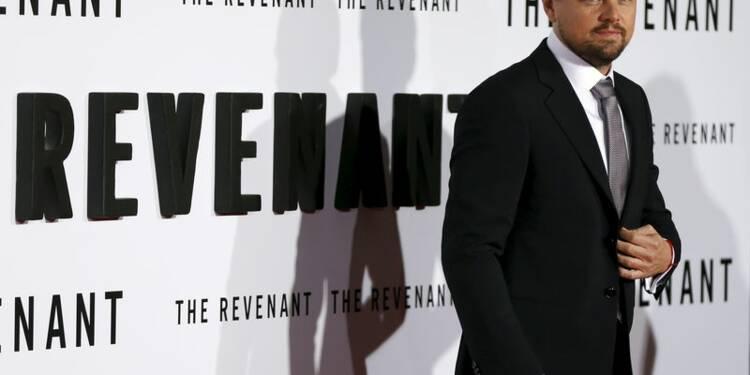 """""""Le Revenant"""" en tête des nominations pour les Oscars"""