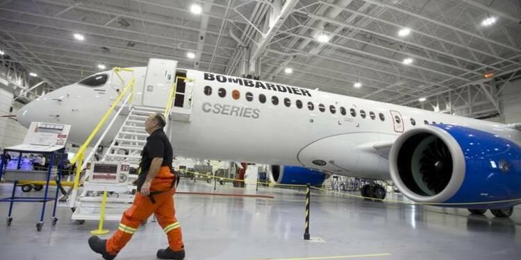 Le bénéfice 2016 de Bombardier sera pénalisé par le CSeries