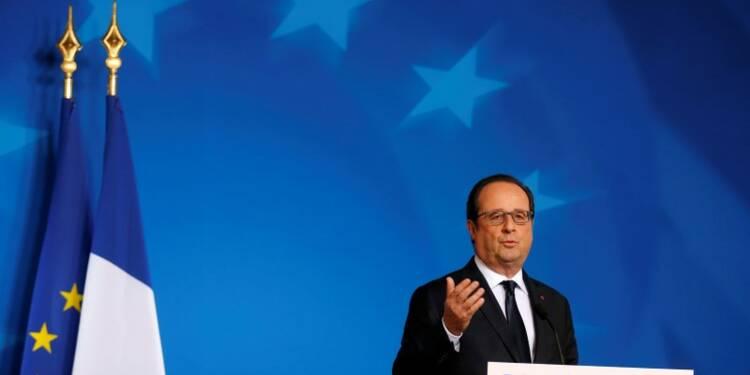 Pour Hollande, une victoire de Trump aux US serait dangereuse