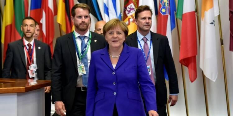 L'UE déterminée à aller de l'avant, sans les Britanniques