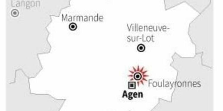 Un suspect arrêté après le double assassinat près d'Agen