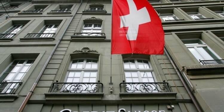Credit Suisse voit encore un marché difficile
