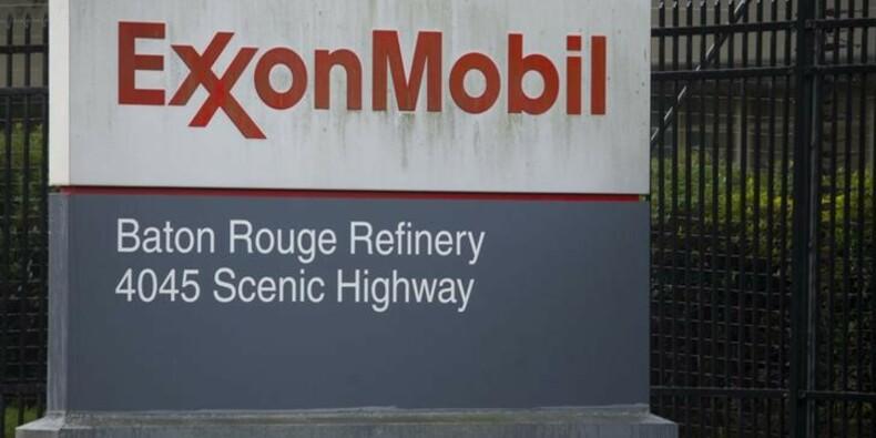 Exxon et Chevron souffrent de la déprime des cours du brut