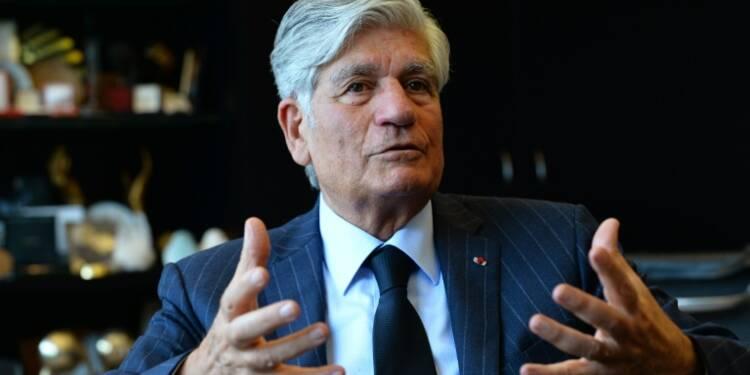 """Le patron de Publicis veut """"mettre Paris sur la carte mondiale des start-ups"""""""