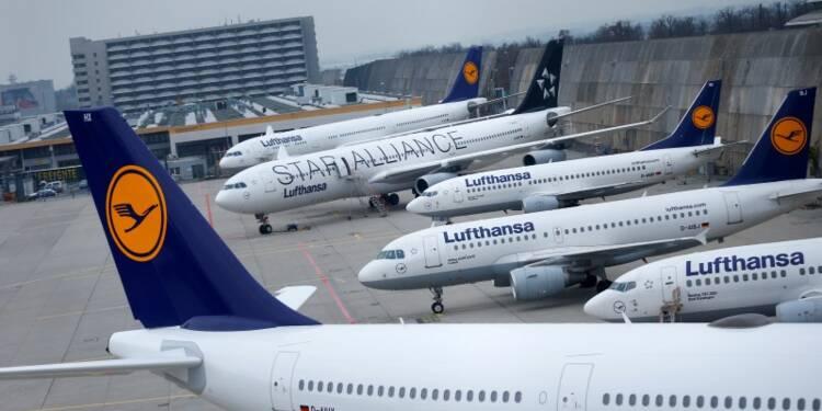 Lufthansa conclut un accord salarial avec le personnel au sol