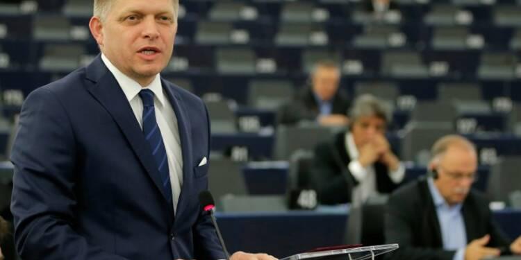 La présidence slovaque de l'UE se veut europhile mais critique