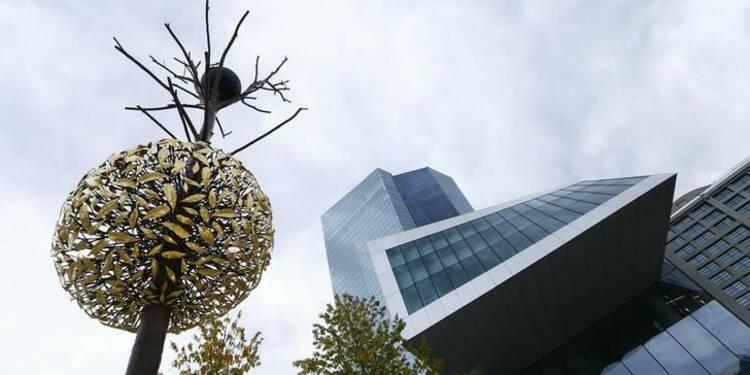 Les Bourses européennes décrochent après la décision et le discours de la BCE, l'euro décolle