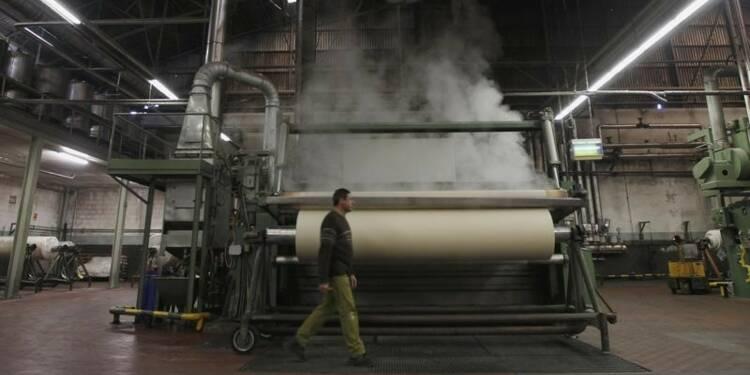 La production industrielle en zone euro baisse plus que prévu