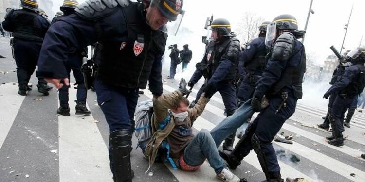 Incidents avant la COP21: la plupart des gardes à vue levées