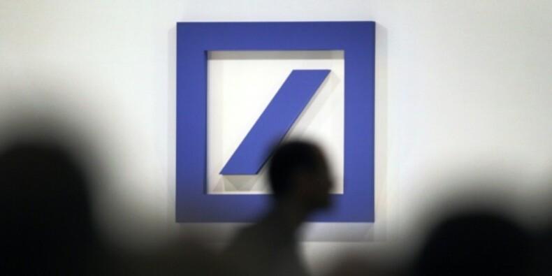 Restructuration chez Deutsche Bank qui supprime près de 3.000 postes en Allemagne