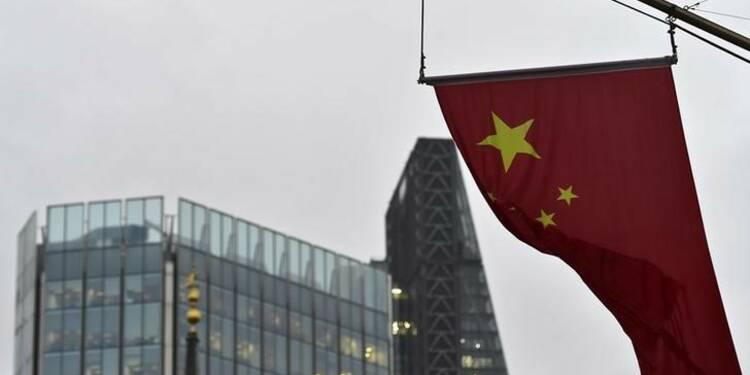 La croissance des services en Chine s'accélère en juin