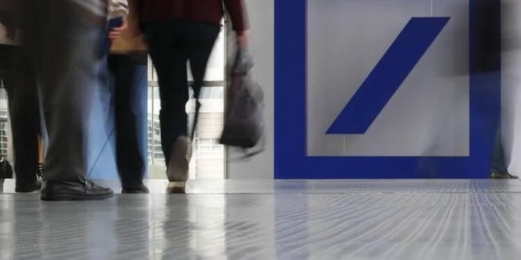 Deutsche Bank enquête sur des soupçons de conflits d'intérêts
