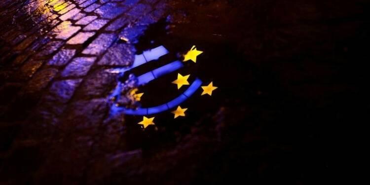 Le taux de chômage stable en zone euro, l'inflation négative