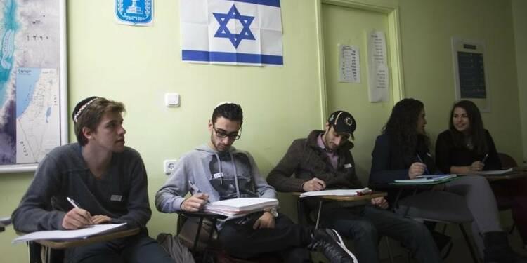 Un nombre record de juifs français ont émigré en Israël en 2015