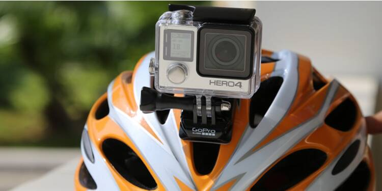 GoPro veut se relancer en multipliant les usages de ses caméras