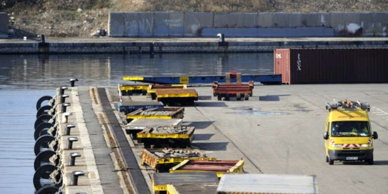 Port de Marseille Fos: le trafic affecté par les grèves