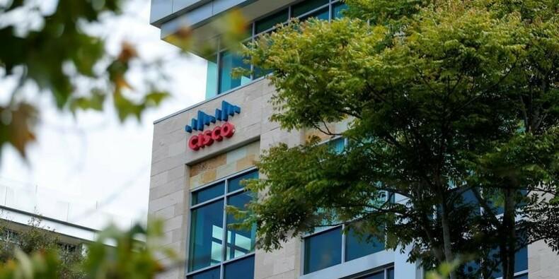 Cisco publie des résultats et des prévisions meilleurs que prévu