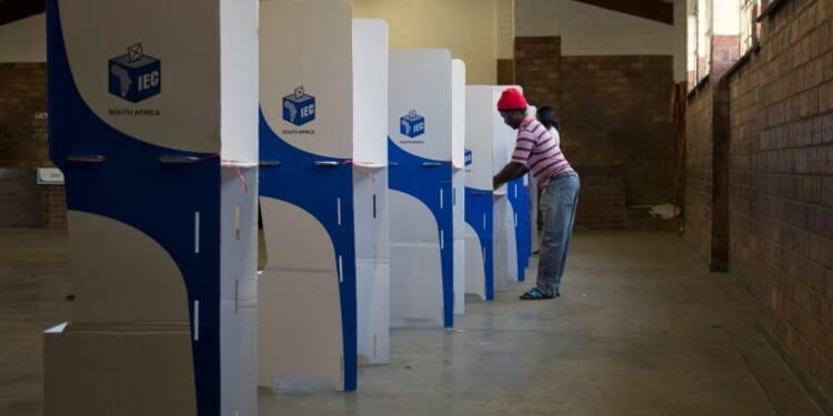 L'ANC vers son pire revers depuis la fin de l'apartheid